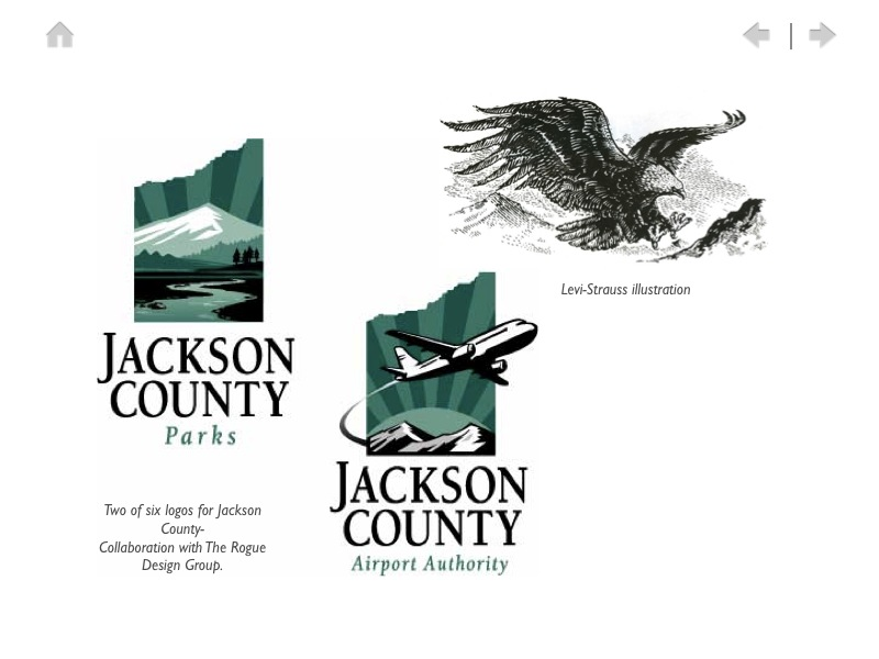 City County Graphic Design Oregon